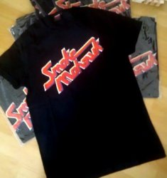 Smoke Mohawk  T-Shirts und Sticker
