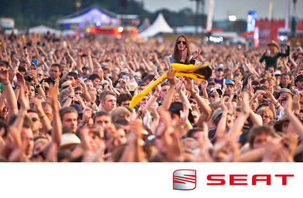 Rock am Ring mit SEAT