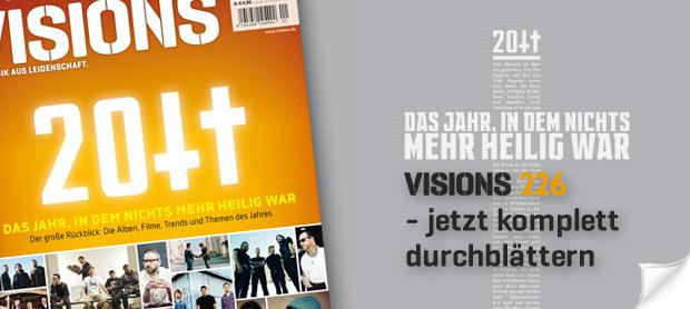VISIONS Nr. 226 durchblättern