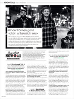 Know It All: Cancer Bats