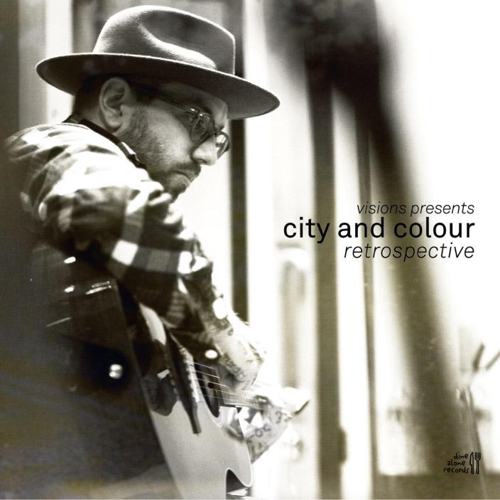 City And Colour Comin Home Album