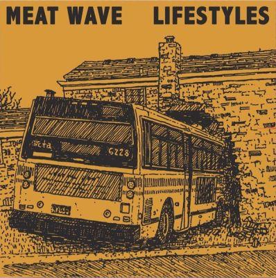 Meat Wave & Lifestyles Split Album