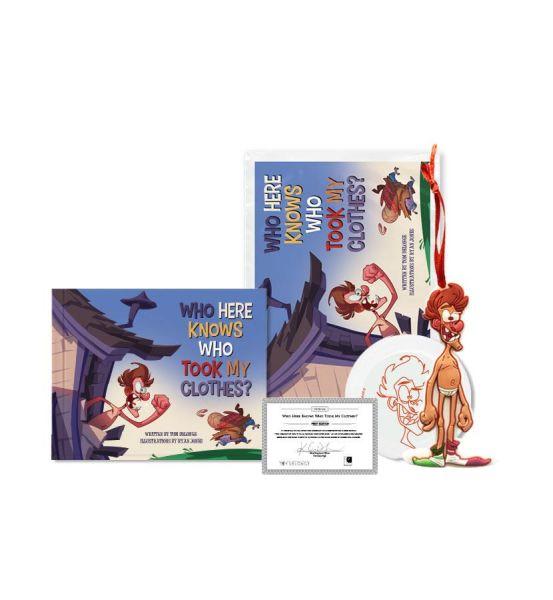 DeLonge-Buch