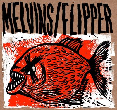Melvins with Flipper -