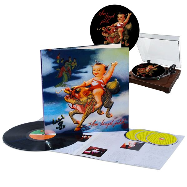 Stone Temple Pilots Purple Super Deluxe