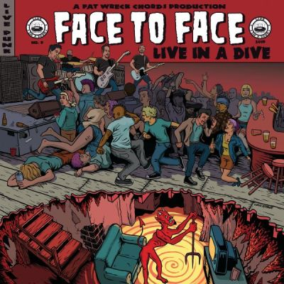 face to face live in a dive