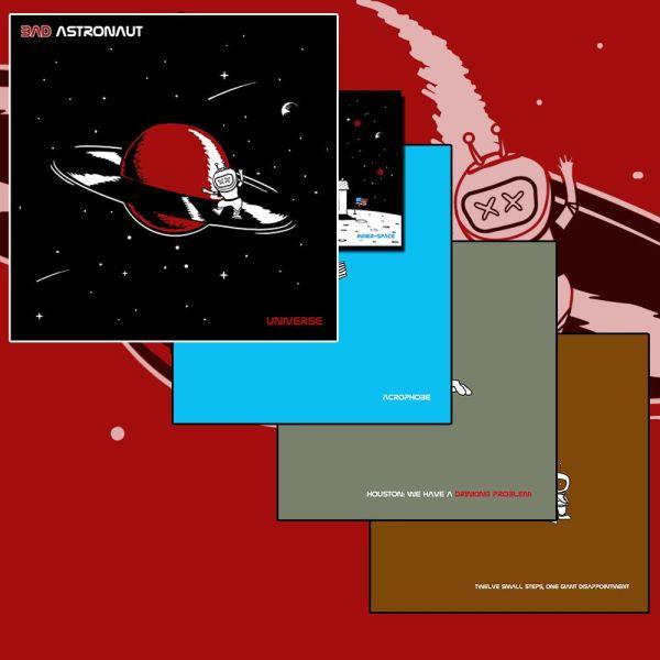 Bad Astronaut - Universe Box Set