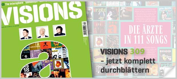 VISIONS Nr. 309 durchblättern