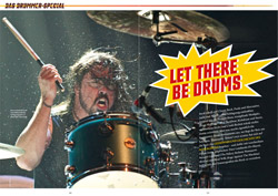 Special: Schlagzeuger